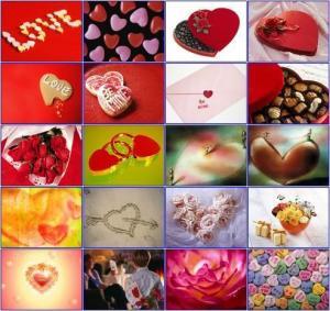 valentine-icon-collage-love