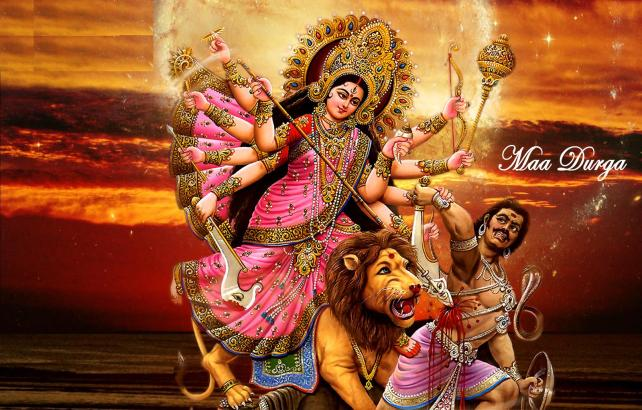 chaitra Navratri 2014 Wallpaper