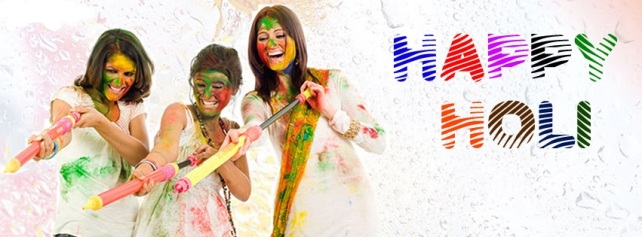 holi facebook cover