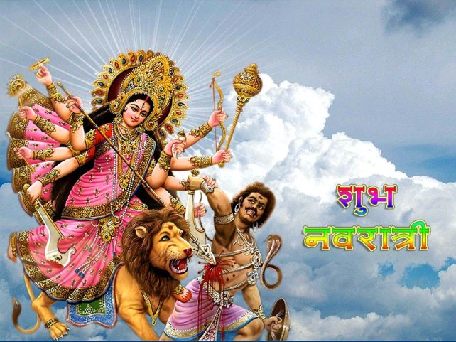 Navratri 2014 Wallpaper Downlaod