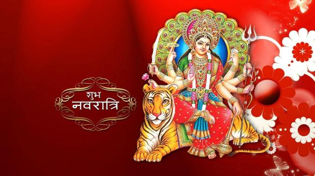 Navratri 2014 HD Wallpaper