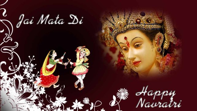 Navratri 2014 desktop Wallpaper