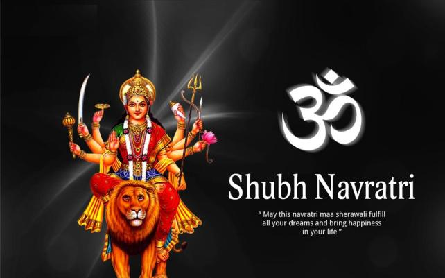 Navratri 2014 Wallpaper