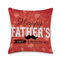 fathers day cushion cover for dad