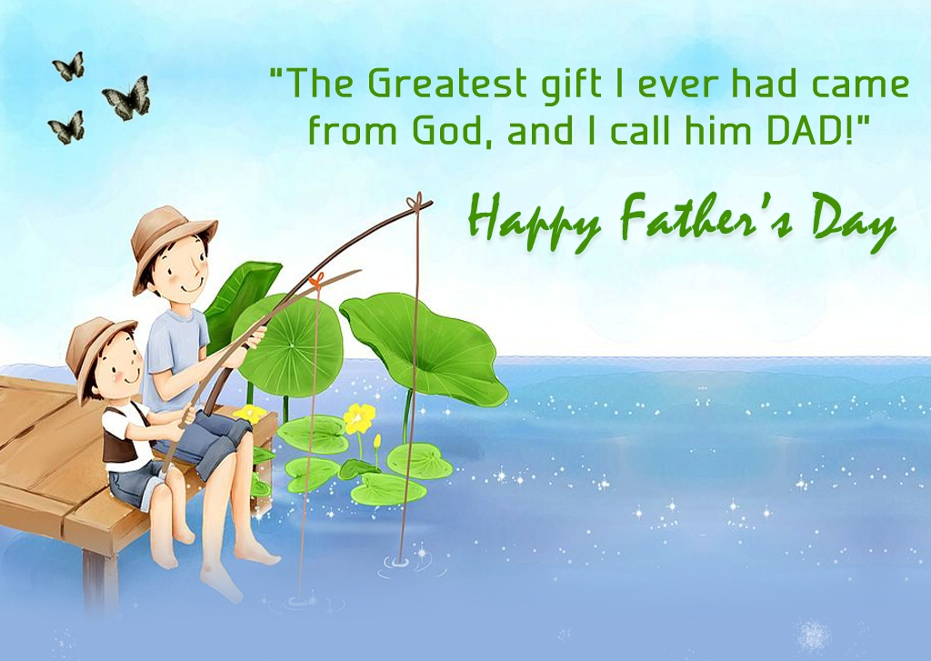Father's Day 2014 SMS Messages | Happy Wishes