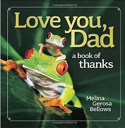 love you dad, fathers day book