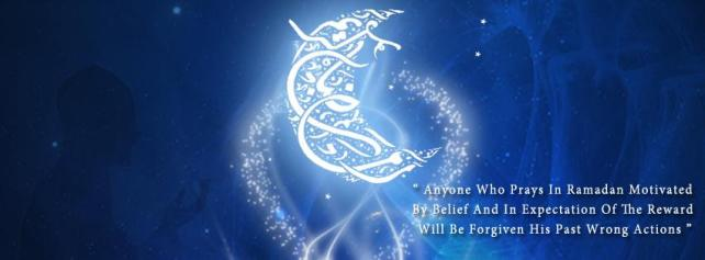 Ramadan Facebook cover 1