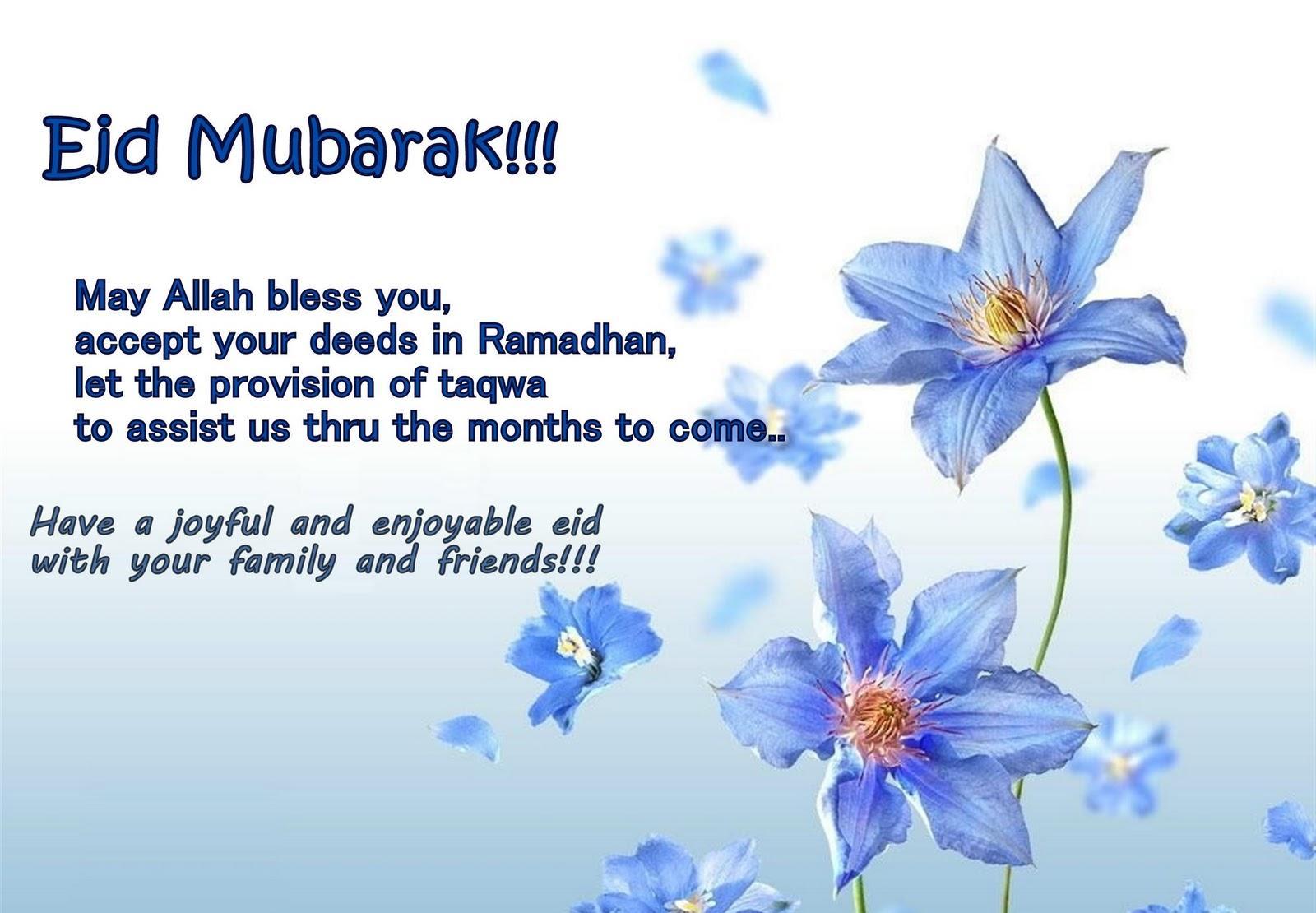 Eid mubarak wishes happy wishes have a joyful and enjoyable eid kristyandbryce Image collections