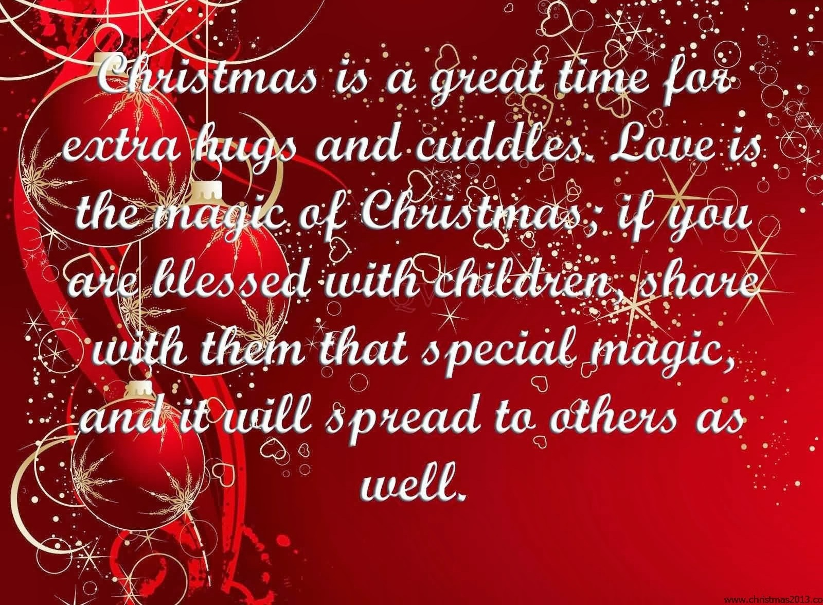 Quotes Christmas Quotes Of The Day